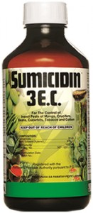 Agchem Products - Insecticides - Sumicidin
