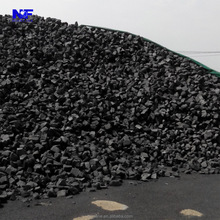 high fixed carbon met / metallurgical coke with low reactivity and large lump size in stock
