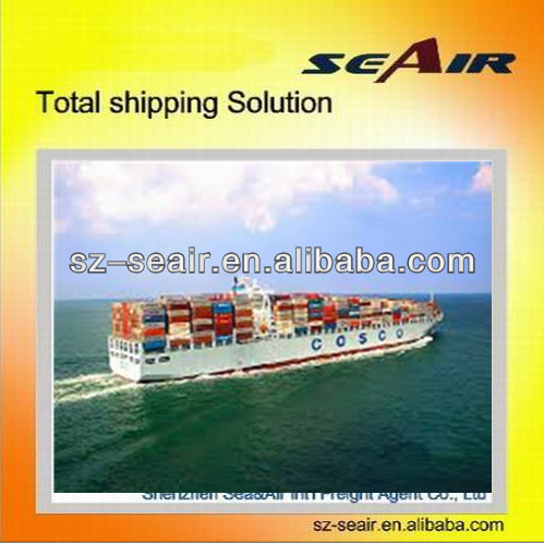 professional sea freight agent to Panama from Guangzhou/Shenzhen