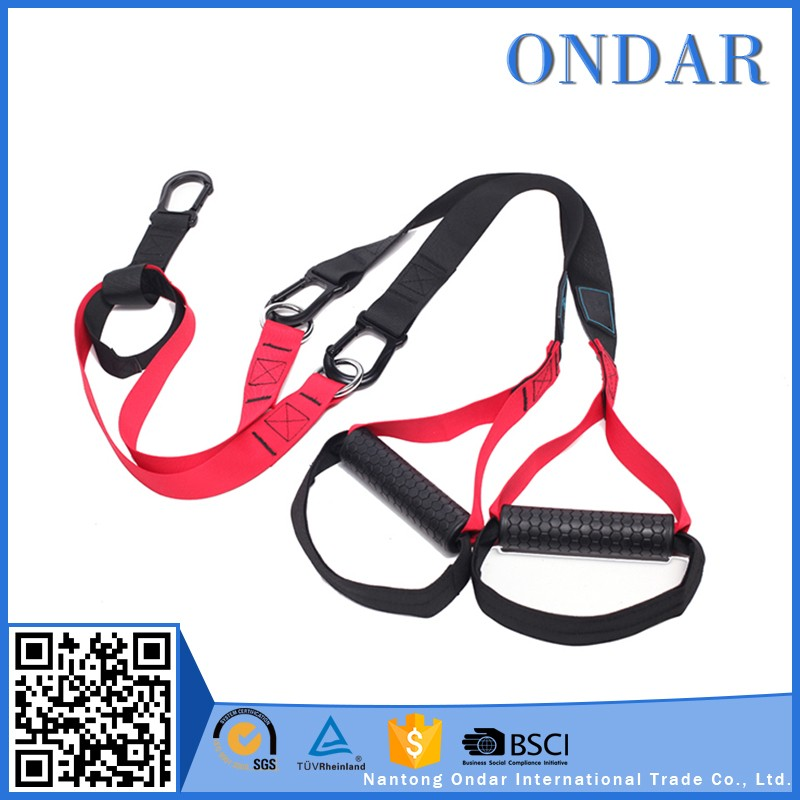 Chinese power exercise bands with high quality