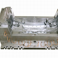Professional Plastic injection mould manufacturer rear bumper mould for Auto