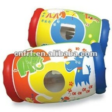 Inflatable baby Roller with Bell