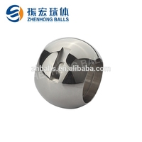 High precision Stainless steel Valve ball Machinery parts