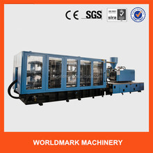 1100T servo motor injection moulding machine