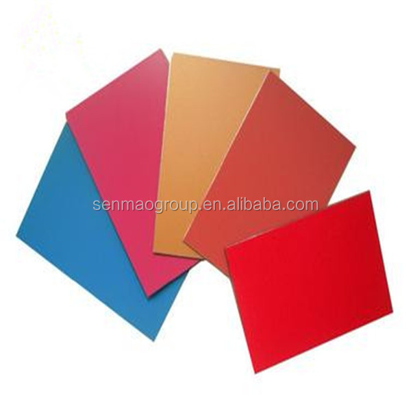 Sanxing wall cladding / acp with aluminum embossed inner core /alucobond acp panel