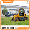 pay loader EPA mini loader for sale yellow