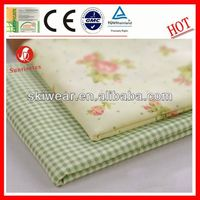wholesale antibacterial twill fabric stock a lot