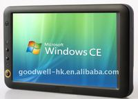 7 Inch High Quality Window CE OS Desktop Computer