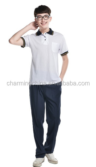 middle school uniform