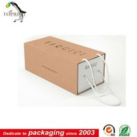 Fancy Cardboard boxes Drawe Cardboard shoe boxes packaging box