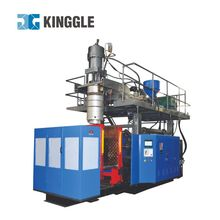 Traffic delineator products extrusion blow molding machine