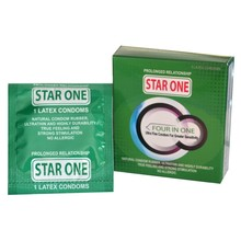 All Types of Condoms including Plain Dotted Ribbed Anatomic and so on