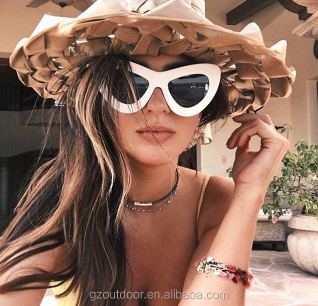free sample butterfly fat pc frame cat sunglasses,unique discount CE FDA uv400 goggles,free shipping factory ac lenses shades