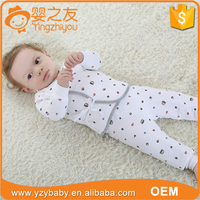 Alibaba China Supplier Bulk Wholesale Clothing Plain Printed Baby Winter Clothes 100% Cotton Wholesale Clothing