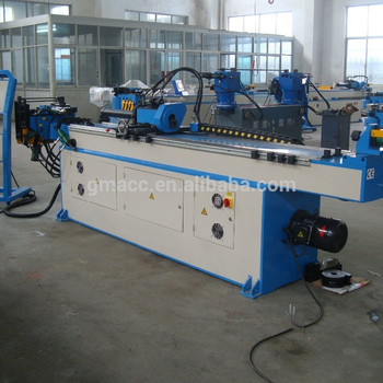 Automatic Single-Head pipe Bending Machine