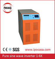 Hybrid Pure Sine Wave 3000W Solar Panel Inverter with AC Charger