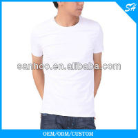 All Size White Color T Shirt For Man