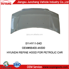 Replacement Bonnet For Hyundai Starex Car Auto Body Parts