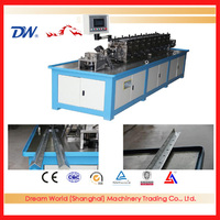 angle steel flange auto production line forming machine