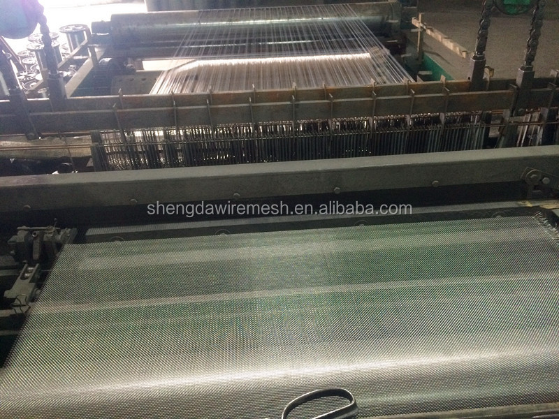 hot!!! lowest price 302 304 316 High Temperature Stainless Steel Wire Mesh for filter and screen durable