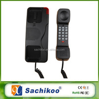Basic Wall Corded Phone Cheap Wall