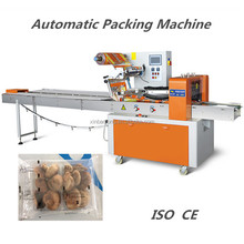 automatic packaging machine wrapping machine for Mushrooms/Fresh food