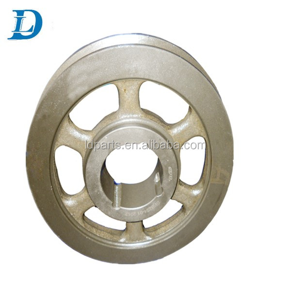 China Supply Conveyor Belt Pulley For Wheel Motor
