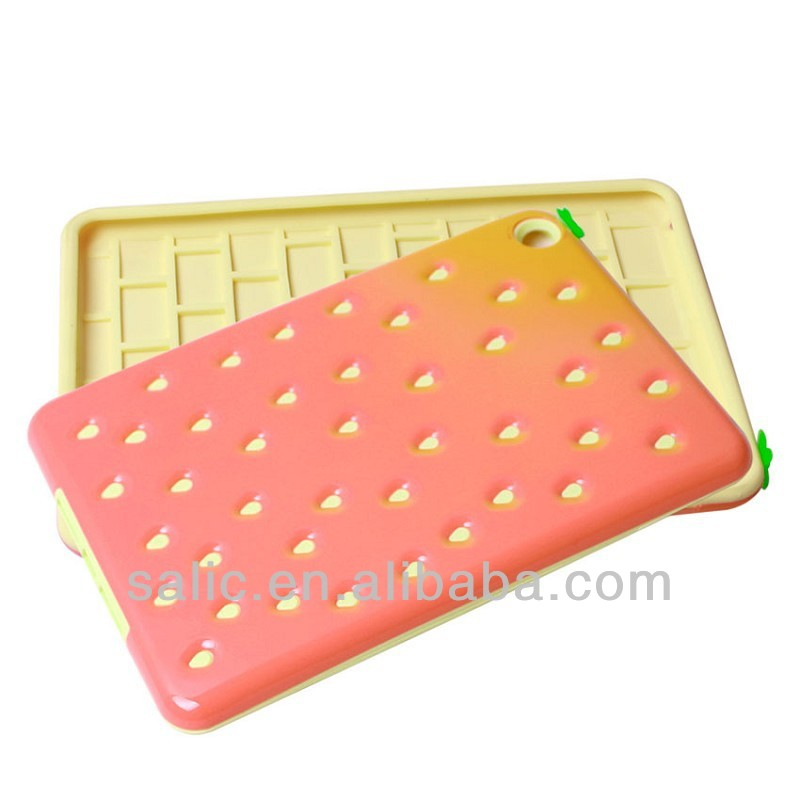 strawberry style case for iPad mini