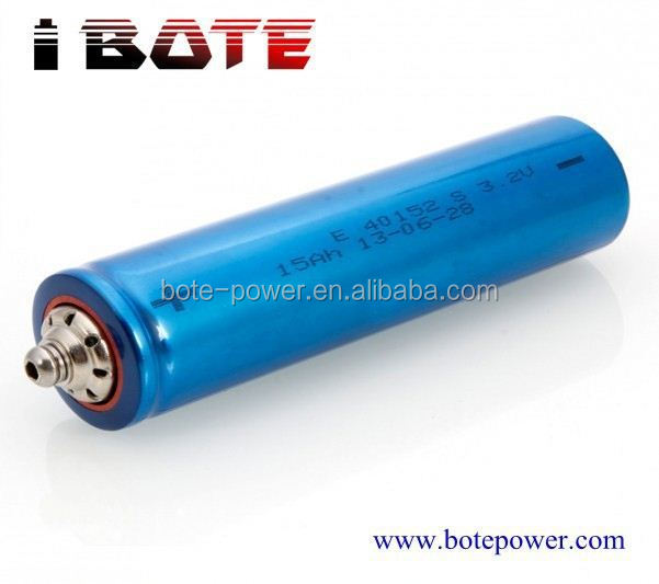 Headway Brand lifepo4 battery 40152 3.2v 15ah for hybrid electric vehicles