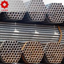 50mm heavy duty galvanised half pipe zinc coated round carbon steel pipes