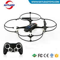 Smart phone control 2.4G mini wireless cameras rc drone with camera