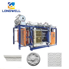 Longwell Decoration EPS 3D Interior Wall Panels Production Line