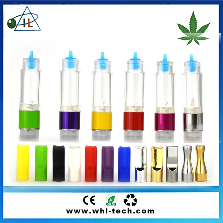 510 disposable oil vaporizer CBD cartridge empty tank cartomizer for electric cigarette vapor pen