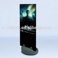 High Quality Advertising Water Tank Base Banner Stand ,Pavement Sign,Poster Stand
