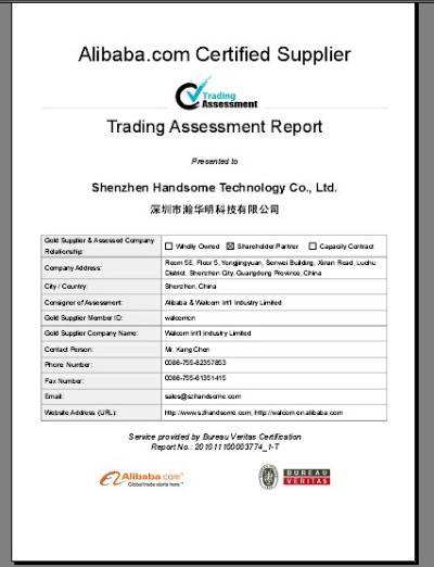 Trading Assessment Report