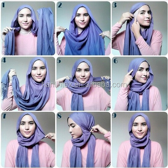 HANLIN hijab and hijab cap of hijab shop