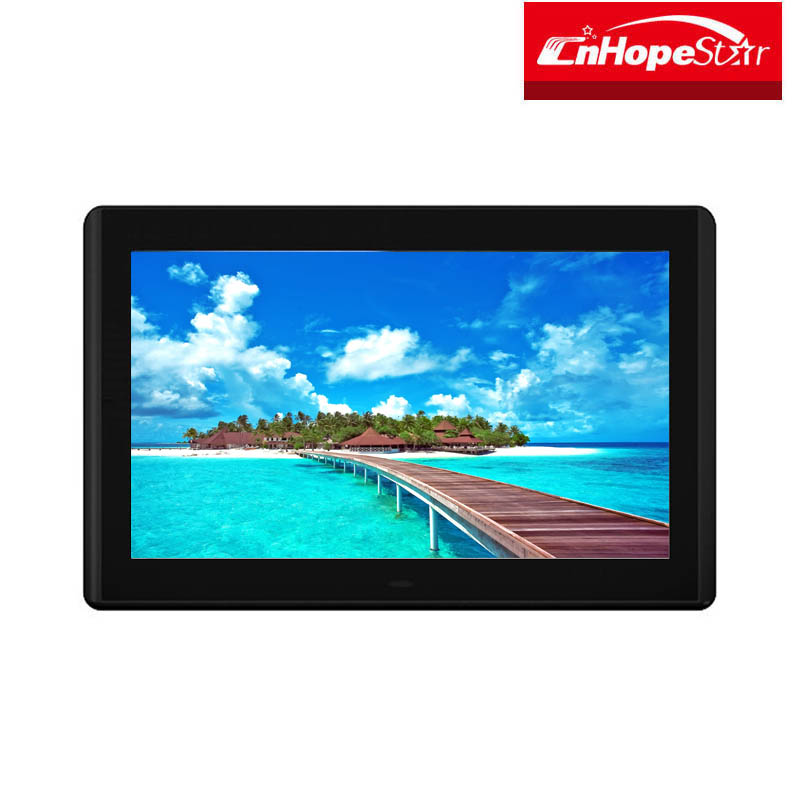 HD display 10 inch LCD digital picture frame