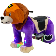 CE Durable Motorized Plush Riding Animals Battery Animal Ride