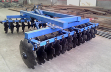 high quality disc harrow and disc harrow parts/2.21 Agricultural heavy duty offset disc harrow factory brand new