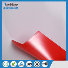 Printing Decorative Colorful PVC Film