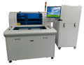 High speed pcb separator ZS-500 pcb curve cutting machine for smt led assembly