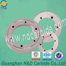 sintered carbide shaft seal