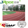 Recyclable Rubber Running Track, Synthetic Athletic Track