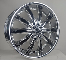Pujie 20x8.5 Big Size Chrome Car Alloy Wheels