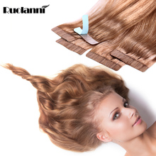 Sex Beautiful Young Girl Hair China Supplier human tape Hair Extensions