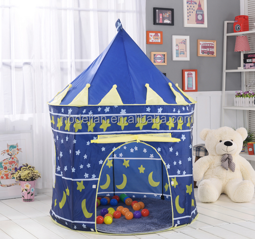Boy educational toy yurt play house tent