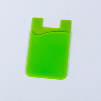 Wholesale 3m sticker smart wallet adhesive card holder