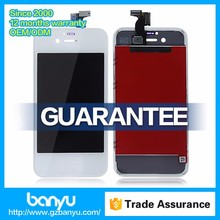 Factory directly sell mobile phone lcd screen for iphone 4s