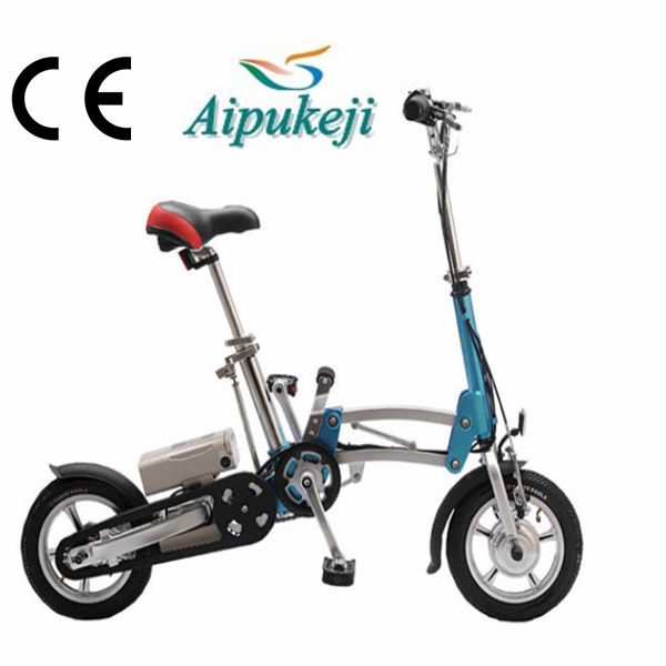 36V Wholesale folding electric bicycle