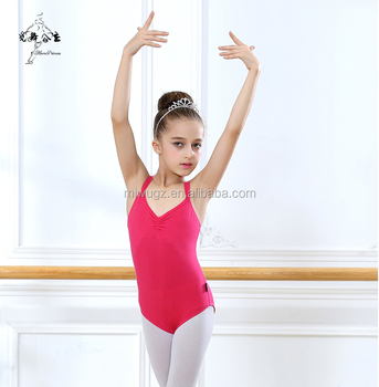 Girls' Favorite Training Ballet Leotard